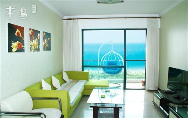 2房1厅2卫一线正面海景套房