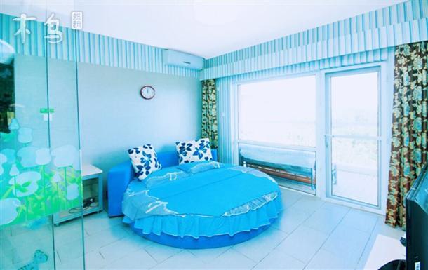 大东海 梦幻城堡 海景房两房一厅