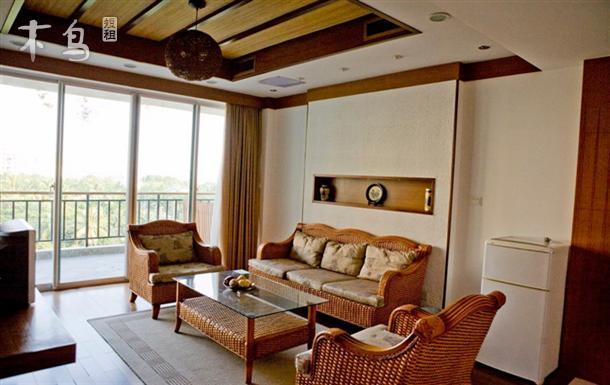 三亚湾椰风海韵 海景一室一厅套房