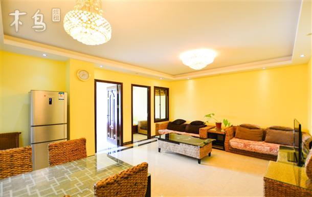 金茂海景花园精装两室一厅远景房