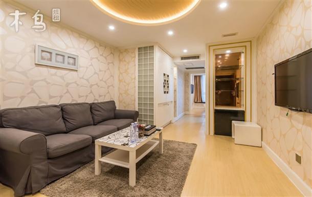 骏豪酒店式公寓,朝南套房,中信泰富相邻