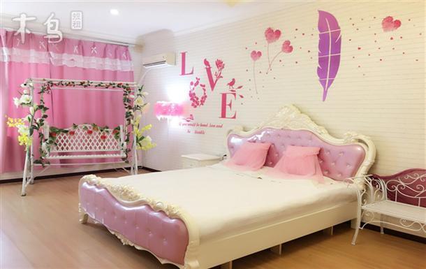 小白楼 天津大学 南开大学附近 瓷房子大床房