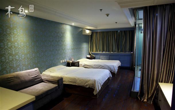 沈阳三好街、五爱街馨宿公寓奢华精致双标房