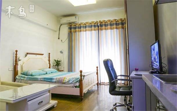 临近积玉桥地铁精装温馨居家独立大床房