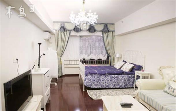 楚河汉街 奢华欧式大床房