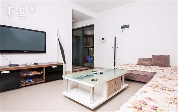 距海边100米 双大床两室一厅套房