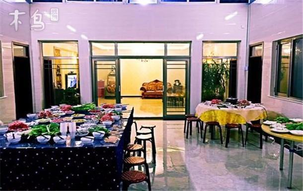 龙湖景区独栋别墅8室3厅轰趴烧烤团建聚会