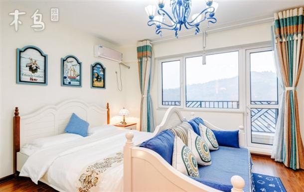 密云古北水镇 国际旅游度假 高层观景一居室