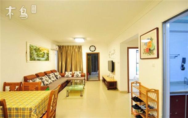 三亚大东海100米处简装舒适两房一厅