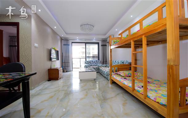 大东海 蓝海豪苑 精装海景两房一厅