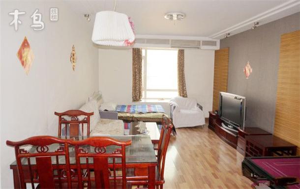东二环潘家园肿瘤医院附近公寓复式楼两室一厅