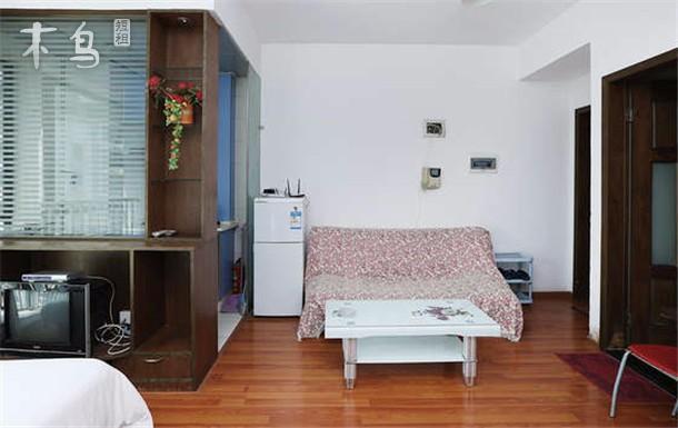 武汉自助公寓温馨一室一厅