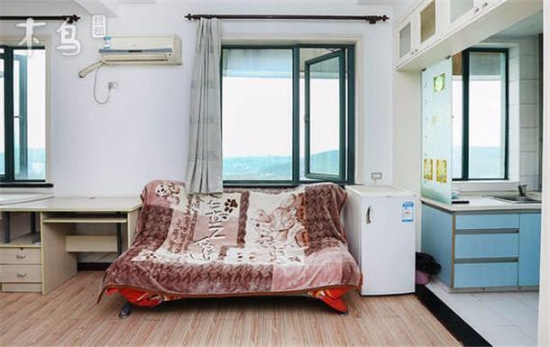 武汉如家自助公寓温馨大床房