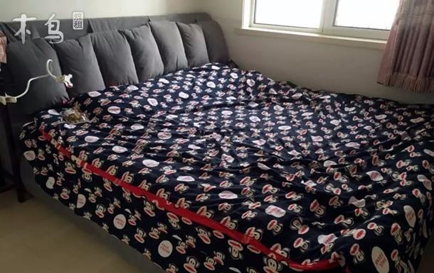 南海家园一里 温馨次卧大床房