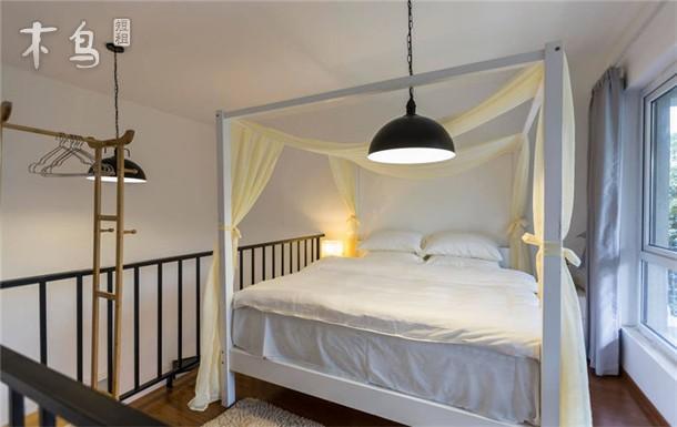 别墅机场迪士尼乐园(川沙)接送-中式大床房