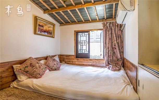 朱家角度假区附近 温馨榻榻米大床房