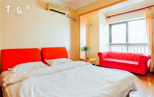 京城市特色回龙观   时尚大床房