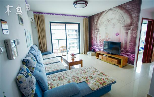大东海 高层mini海景两室一厅