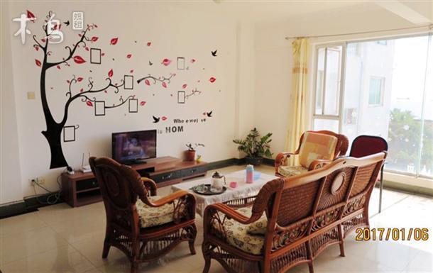 大东海 哈曼国际城附近 温馨三室两厅两卫