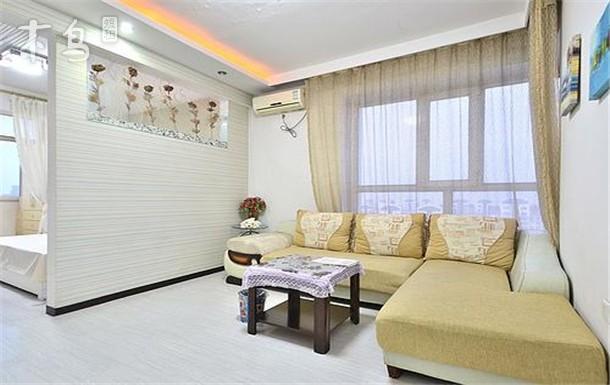临近中央大街、松花江冰雪大世界短租公寓