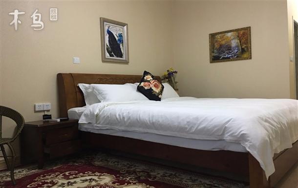 温江大学城地铁 首座花语 家庭温馨公寓