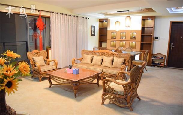 三亚椰梦长廊 蓝色海岸兰海三期 豪华海景四房一厅 套房