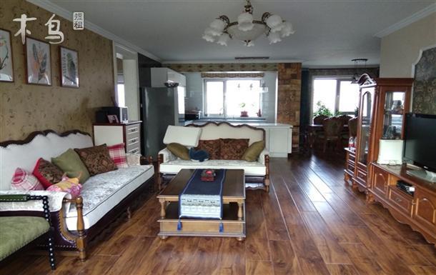 亦庄南海公园旁复古精装高品质120平阳光房