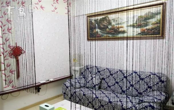 沈阳丽晶公馆附近玉石加热大床.免费百兆wifi日租短租