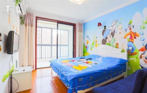 迪士尼/心园西苑/迪士尼动画主题三室一厅