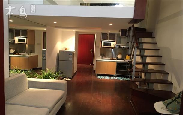 碧云国际社区小复式两室一厅