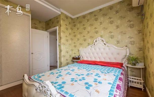 光谷广场地铁豪华装修 舒适三居室单间出租