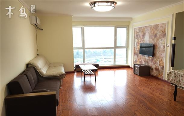 金沙滩旁唯一loft两居室
