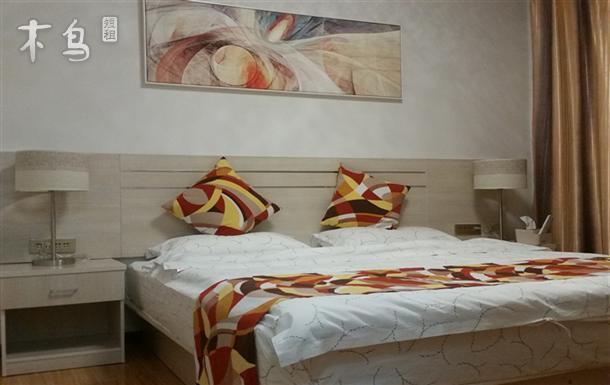 超近昆明长水机场免费接送温馨舒适大床房