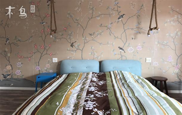 湘湖旅游度假区 首选 超舒服美腻风大床房