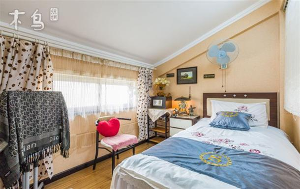 妈妈的房子 东西湖区政府旁 欧式大床房