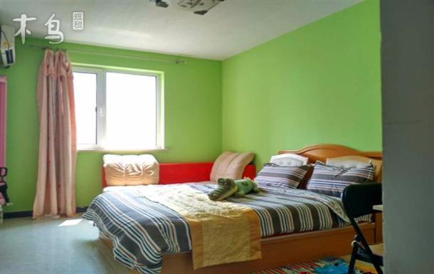黄村公园 仁和医院地铁附近 精装两室一厅