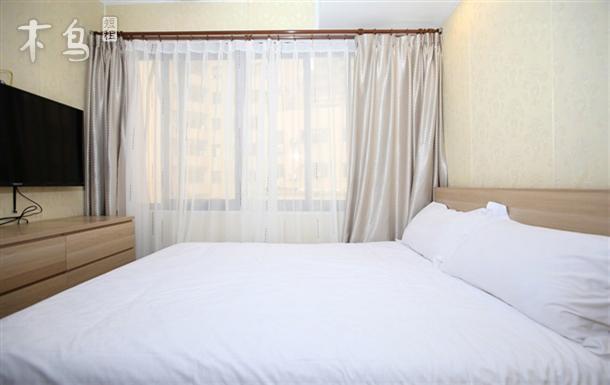 3号线大柏树站 白领大床房 可做饭