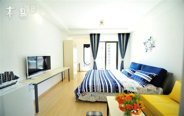 万科金域国际 豪华公寓 能做饭洗衣
