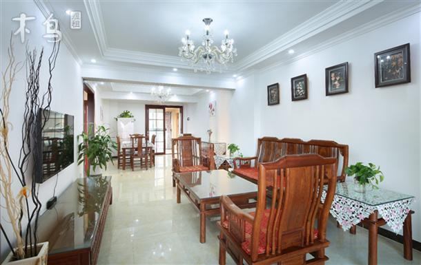 中式海景两房一厅