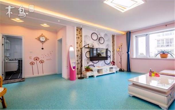 北戴河琴海公寓精装三室两厅