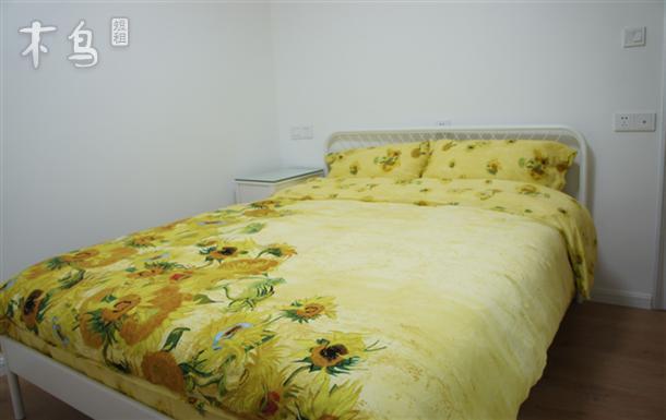 外滩 南京路步行街 地铁 独立的大床房