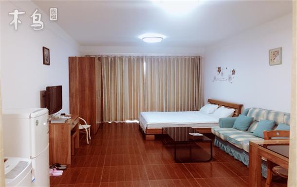 三亚湾 温馨浪漫海景大床房