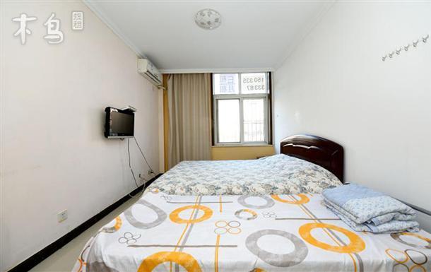 北戴河 海滨家庭 蓝色港湾 天鹅堡 两室一厅