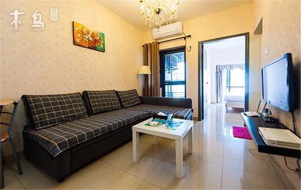 京基100公寓 温馨一房一厅