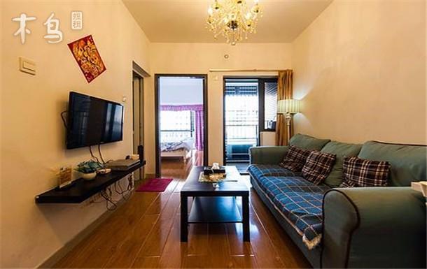 京基100 舒适一房一厅