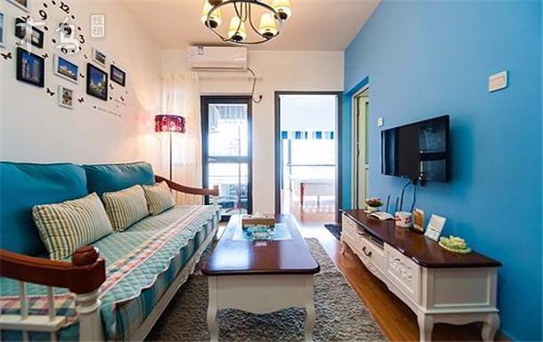 京基100公寓 豪华一房一厅