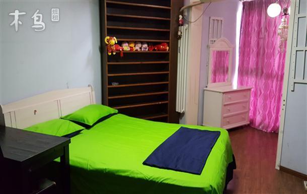 儿童医院 金融街 达官营地铁 复式loft一室一厅