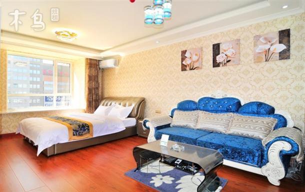 龙之梦 居易V公寓楼 一室一厅