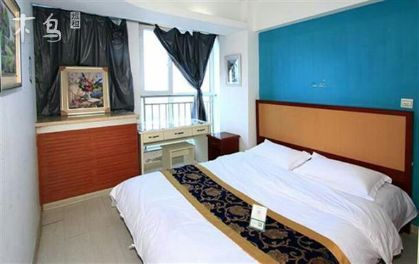 国际海水浴场附近全海景观海家庭套房可住5大人