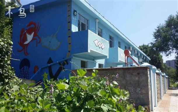 海景别墅 步行5分钟到海边 三室一厅 可住8人